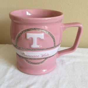 University of Tennessee Volunteers Pink Mug Vols
